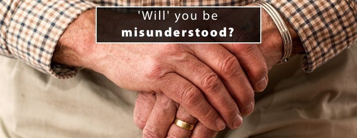 Will you be misunderstood 1