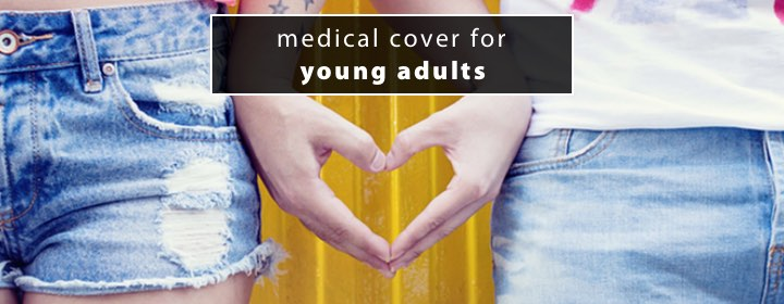 Medical cover for young adults 1