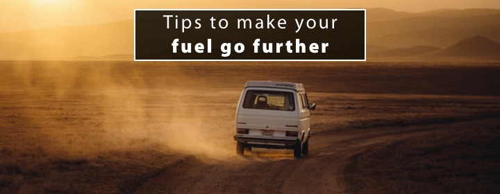 Tips to make your fuel go further 1