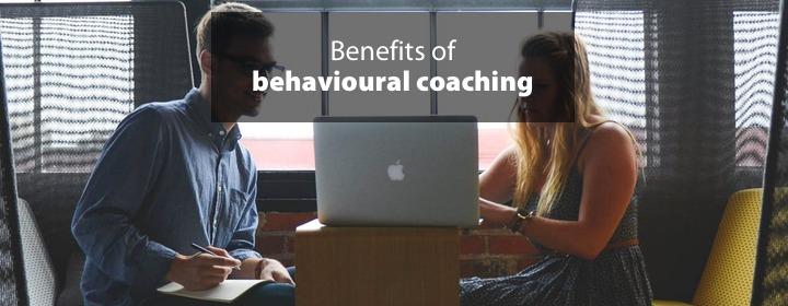Benefits of behavioural coaching