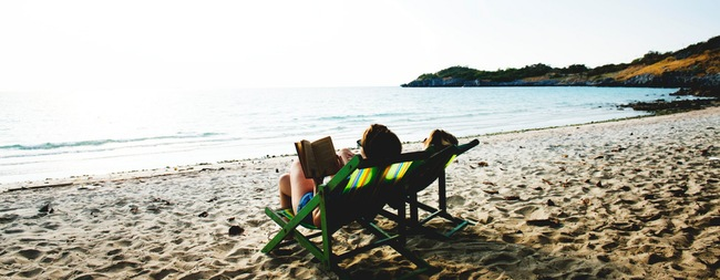 Books to read on the beach that inspire you for 2019